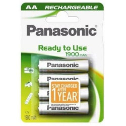 Panasonic HHR-3MVE/4BC 1900mAh punjive baterije Ready to use ( 02390882 )