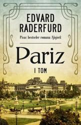 PARIZ I tom - Edvard Raderfurd ( 8930 )