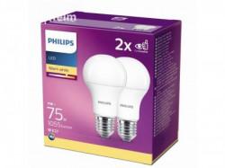 Philips PS697 LED 11W(75W) E27 A60 WW FR SET 2/1