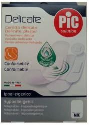 Pic delicate mix flasteri antibakterijski 20 kom ( A028234 )