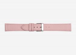 Pink Rozi Poletto Calf Kožni Kaiš Za Sat