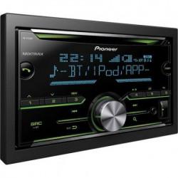 Pioneer auto radio FH-X730BT 2DIN ( PIO082 )