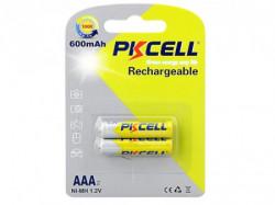 Pkcell punjiva baterija Ni-Mh AAA 600mAh 1.2V (2) ( 50-011 )