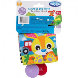 Playgro Knjiga-glodalica farma ( 23940 )