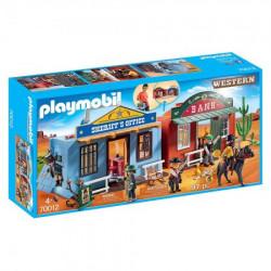 Playmobil kaubojski grad 70012 ( 20186 )