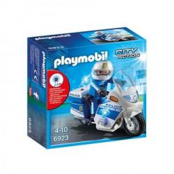 Playmobil Police + motor sa LED svetlima ( 6923 )