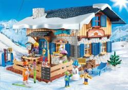 Playmobil ski lodge 9280 ( 19487 )