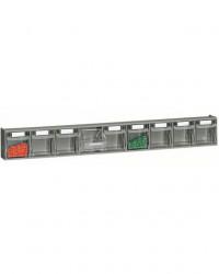 Practi Box Klaser 9 komponenti 600x69x77mm ( 12475 )
