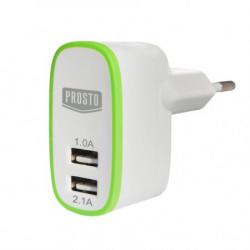 Prosto univerzalni USB punjač 2.1A ( USBP03 )