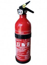Protivpožarni - PP aparat S1A 1kg ( 32.652A.F000.40 )
