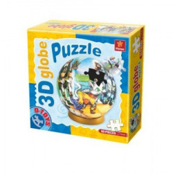 Puzzle 3D GLOBE 60 FAIRY TALES 04 ( 07/67814-04 )