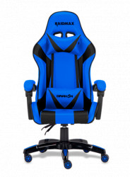 Raidmax Drakon DK602 gejmerska stolica plava ( 028-0047 )