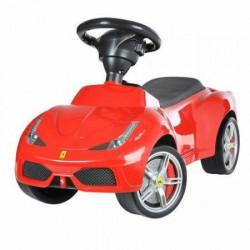 Rastar guralica Ferrari - žut, crv ( A021521 )