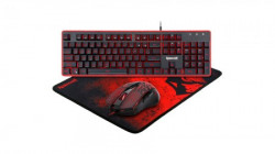 Redragon 3 in 1 Combo S107 Keyboard, Mouse and Mouse Pad ( 030622 )