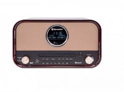 Roadstar RSHRA1782ND+BK radio sa drvenim kućištem