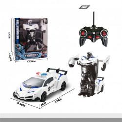 Robot-auto r.c. ( 477031 )