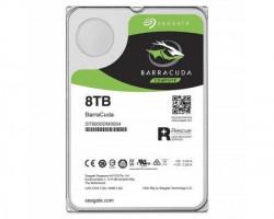 """SEAGATE 8TB 3.5"""" SATA III 256MB 5.400rpm ST8000DM004 Barracuda Guardian HDD"""