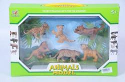 Set životinja - divlje mačke ( 11/76064 )