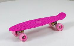 Skejtbord za decu Simple board Model 683 - Pink