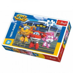 Slagalica 30 Super Wings ( 12-182262 )