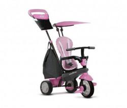 Smart Trike Shine 4u1 tricikl - pink ( 6402202 )