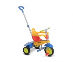 Smart Trike Tricikl Breeze red&yellow ( 6090400 )