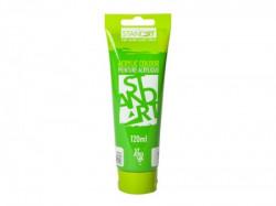 StandArt akrilna boja, light green permanent, 120ml ( 641420 )