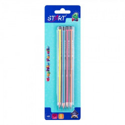 Start grafitne olovke neo 4 komada na blisteru na blisteru start ( STR6172 )
