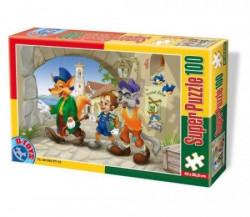 Super Puzzle 100 MIX 01 ( 07/60402-01 )