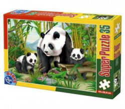 Super Puzzle 35PCS ANIMALS 04 ( 07/60198-04 )