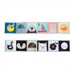 Taf Toys edukativna knjiga North Pole ( 22114049 )