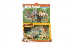 Tala, igračka, set figura, divlje životinje, 81 ( 867056 )
