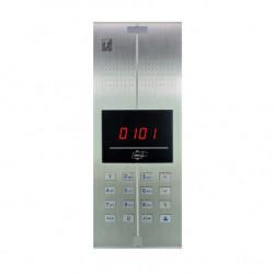 Teh-Tel spoljna jedinica Q2B audio interfon ( 880 )
