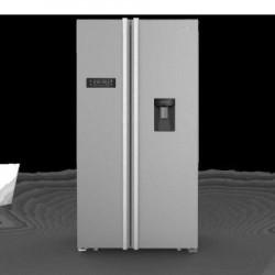 Tesla RB5101FHX Side-by-side frizider No Frost Inox
