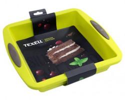 Texell pekač silikonski 25.5cm x 24.5cm x 5.5cm zelena ( TS-P131Z )