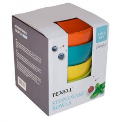 Texell TCB-S209 Set keramičkih činija 4/1