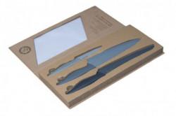 Texell TNT-S174 noževi sa teflonskim premazom set 3/1