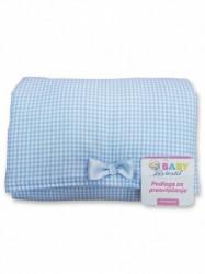 Textil vodootporni podmetač za presvlačenje dečaci plava ( 7040056 )