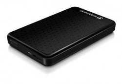 "Transcend External HDD 500GB USB3.0, 2.5"" ( TS500GSJ25A3K)"