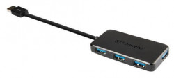Transcend USB 3.0 Hub 4-Port Up to 5Gbs ( TS-HUB2K )