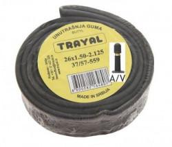 Trayal unutrašnja guma 16X1.50-2.125 AV ( 520006 )
