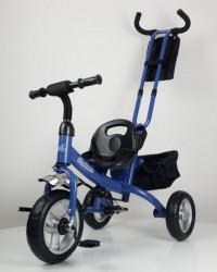 Tricikl Guralica Model 432 sa točkovima od Eva pene - Plava