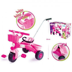 Tricikl guralica za devojčice - pink ( 04/10242 )