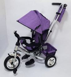 Tricikl za decu Model 02 - Ljubičasta