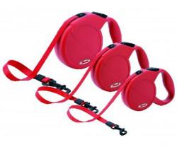 Trixie Flexi CLAS.COMPACT 2, purpurni, 5m/25kg, gurtna ( 21325 )