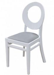 Trpezarijska Stolica G502/2 beli visoki sjaj - više boja