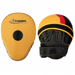 TSport Fokuser za ruke kožni - Žuti ( BI-3028 )