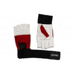 TSport Rukavice za fitnes - Crveno/bele ( BI-2425 )