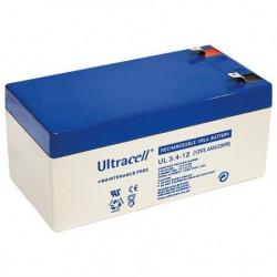 Ultracell Žele akumulator 3,4 Ah ( 12V/3,4-Ultracell )