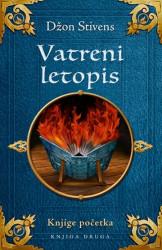 VATRENI LETOPIS - Džon Stivens ( 9018 )
